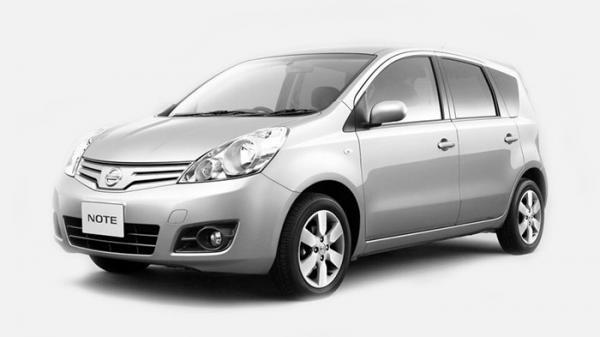 NISSAN NOTE 1400cc A/C MANUAL